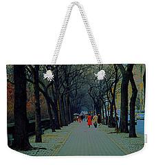 Central Park East Weekender Tote Bag