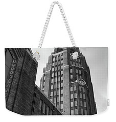 Weekender Tote Bag featuring the photograph Central Terminal 15142 by Guy Whiteley