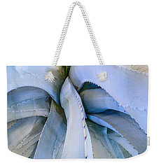 Centre D'un Agave Weekender Tote Bag by Stan  Magnan