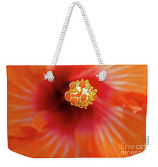 Centre Of Attention Weekender Tote Bag