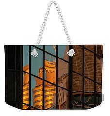 Centrepoint Hiding Weekender Tote Bag by Werner Padarin