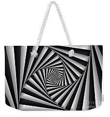 Centrolinear 2 Weekender Tote Bag