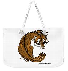 Cerberus Weekender Tote Bag