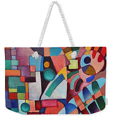Cerebral Decor # 3 Weekender Tote Bag