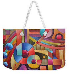 Cerebral Decor # 5 Weekender Tote Bag