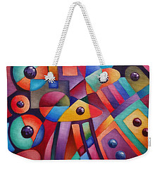 Cerebral Decor # 6 Weekender Tote Bag