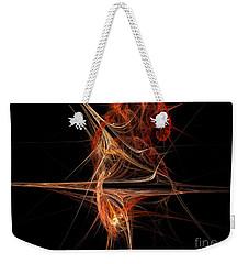 Cerebral Hemisphere Weekender Tote Bag