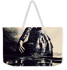 Cerebration Weekender Tote Bag by Jessica Shelton