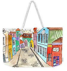 Cerro Alegre Weekender Tote Bag