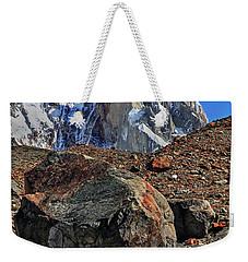 Cerro Torre 12 Weekender Tote Bag