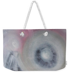 Certainty And Uncertainty Weekender Tote Bag
