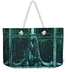 Weekender Tote Bag featuring the photograph Certainty by Rowana Ray