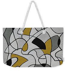 Certainty Weekender Tote Bag