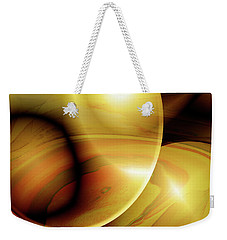 Certification Kayla 01 Weekender Tote Bag by Steve Sperry