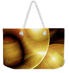 Certification Kayla 02 Weekender Tote Bag by Steve Sperry