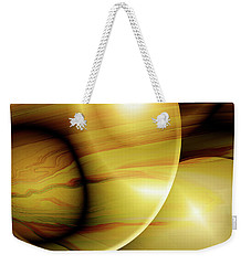 Certification Kayla 03 Weekender Tote Bag by Steve Sperry