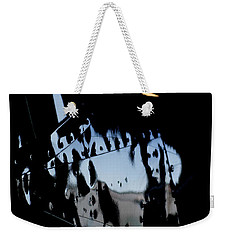 Weekender Tote Bag featuring the photograph Cessna Art I by Paul Job