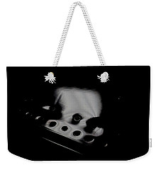 Weekender Tote Bag featuring the photograph Cessna Art V by Paul Job