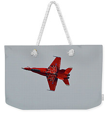 Cf-18 Demonstration For Canada 150  Weekender Tote Bag