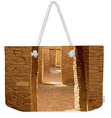 Chaco Ancient Doors   Weekender Tote Bag