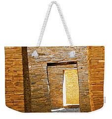 Chaco Canyon Doorways Weekender Tote Bag