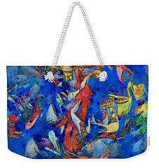 Chagall's Dream Weekender Tote Bag