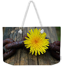 Chained Beauty Weekender Tote Bag