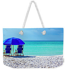 Beach Chair Pair Weekender Tote Bag