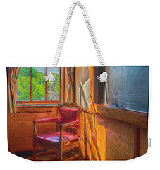 Chair Weekender Tote Bag