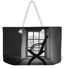 Chair Silhouette Weekender Tote Bag