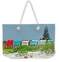 Chairs Weekender Tote Bag