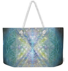 Chalice-tree Spirit In The Forest V1 Weekender Tote Bag