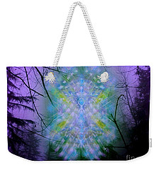 Chalice-tree Spirit In The Forest V1a Weekender Tote Bag by Christopher Pringer