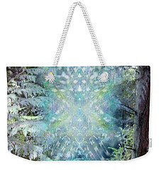 Chalice-tree Spirit In The Forest V3 Weekender Tote Bag