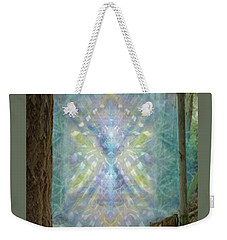Chalice-tree Spirt In The Forest V2 Weekender Tote Bag by Christopher Pringer
