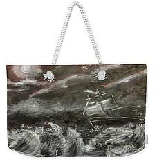 Challenged Weekender Tote Bag