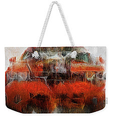 Challenger Wash Weekender Tote Bag