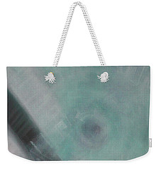 Challenging The Common Senses Weekender Tote Bag by Min Zou