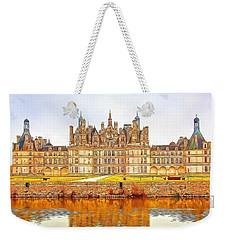 Chambord Castle Weekender Tote Bag by Anton Kalinichev