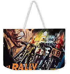 Champions Rally Weekender Tote Bag by Gary Grayson