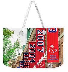Champs Again Weekender Tote Bag