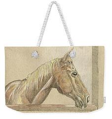 Chance Weekender Tote Bag