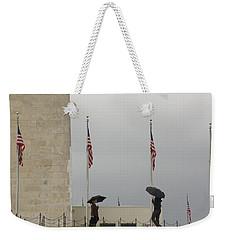 Chance Meeting Weekender Tote Bag