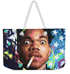Chance The Rapper Weekender Tote Bag