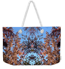 Chandelier Weekender Tote Bag by Nora Boghossian