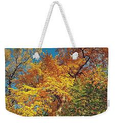 Change Is In The Air Weekender Tote Bag