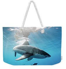 Change Of Direction Weekender Tote Bag
