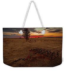 Change On The Horizon Weekender Tote Bag