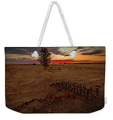 Change On The Horizon Weekender Tote Bag