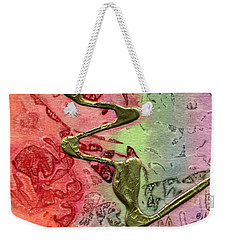 Changes Weekender Tote Bag by Angela L Walker